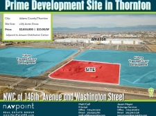 Land for sale in Broomfield, CO