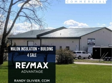 Industrial property for sale in Rapid City, SD