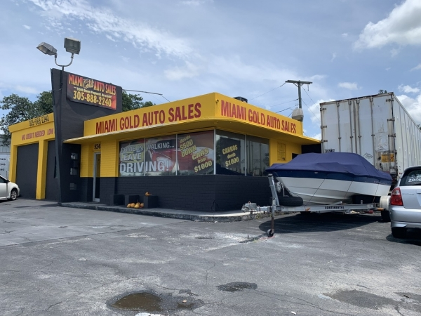 Listing Image #1 - Retail for sale at 9333 NW 27th Ave, Miami FL 33147