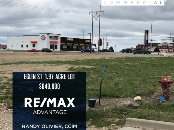 Listing Image #1 - Land for sale at Eglin St - 1.97 Acres, Rapid City SD 57701