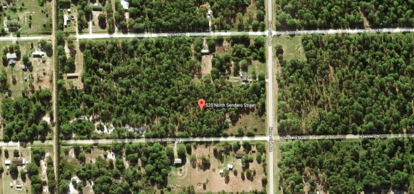 Listing Image #2 - Land for sale at 525 N Sendero St, Clewiston FL 33440