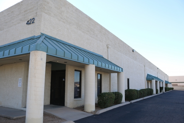 Listing Image #1 - Industrial for sale at 422 South Madison Drive, Tempe AZ 85281
