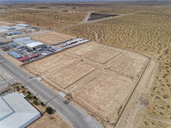 Listing Image #1 - Industrial for sale at 16630 Beaver Road, Adelanto CA 92301