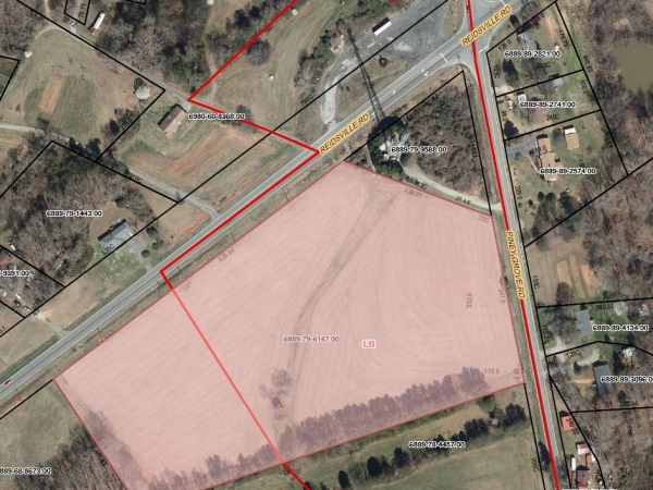Listing Image #1 - Land for sale at 3611 Piney Grove, Kernersville NC 27284