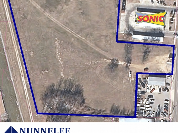 Listing Image #1 - Land for sale at 3720 Towson Ave, Fort Smith AR 72903
