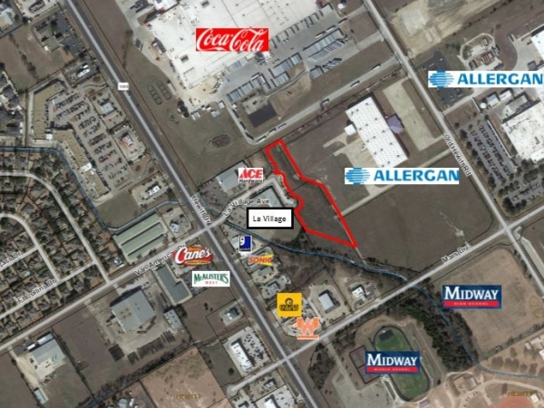 Listing Image #1 - Land for sale at La Village Road, Waco TX 76712