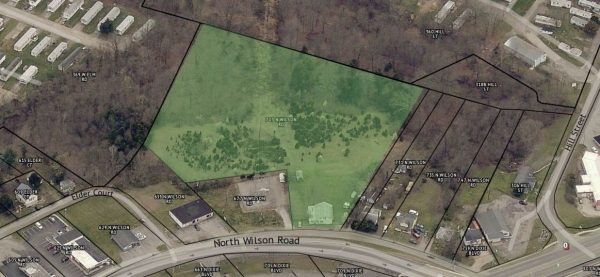 Listing Image #1 - Land for sale at 703 N. Wilson Road, Radcliff KY 40160