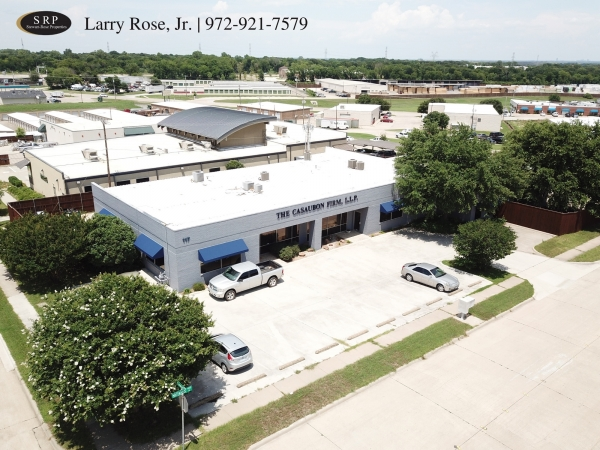Listing Image #1 - Office for sale at 117 Hillside Drive, Lewisville TX 75057
