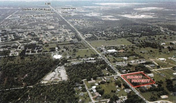 Listing Image #1 - Land for sale at 0 Midway Road, Fort Pierce FL 34982