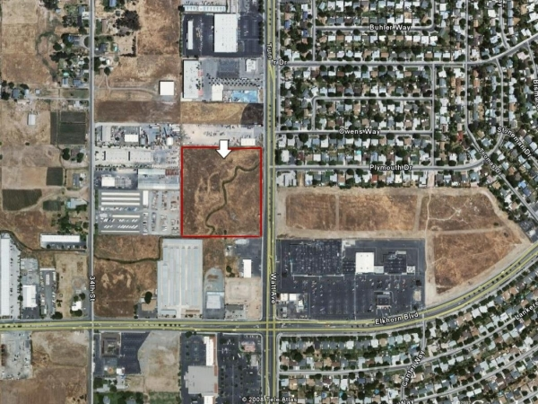 Listing Image #1 - Land for sale at Watt Avenue and Elkhorn Blvd, North Highlands CA 95660