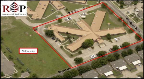 Listing Image #1 - Senior Facilities for sale at 9114 Royal Lane, Waco TX 76712