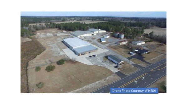 Listing Image #1 - Industrial for sale at 305 W. Myrtle Beach Highway, Johnsonville SC 29555