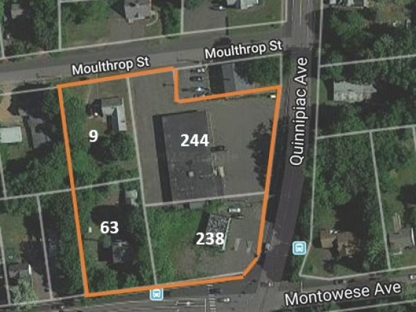 Listing Image #1 - Land for sale at 238-244 Quinnipiac Ave, North Haven CT 06473