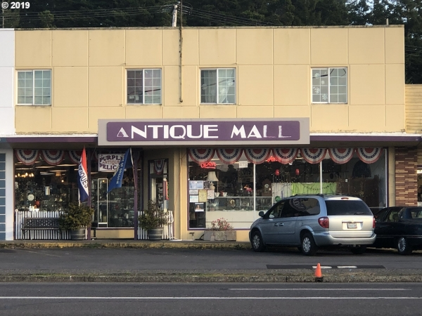 Listing Image #1 - Retail for sale at 478 Hwy 101, Florence OR 97439