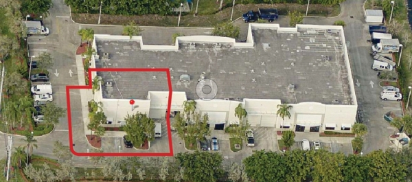 Listing Image #1 - Industrial for sale at 3859 NW 124th Ave #6, Coral Springs FL 33065