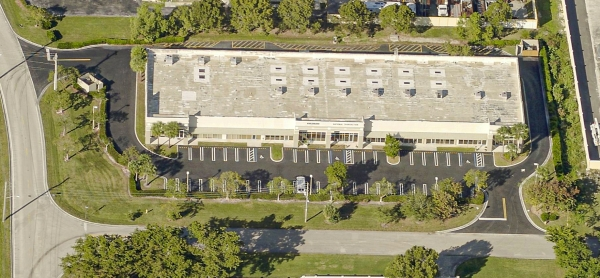 Listing Image #1 - Industrial for sale at 11931-11935 NW 37th St, Coral Springs FL 33065