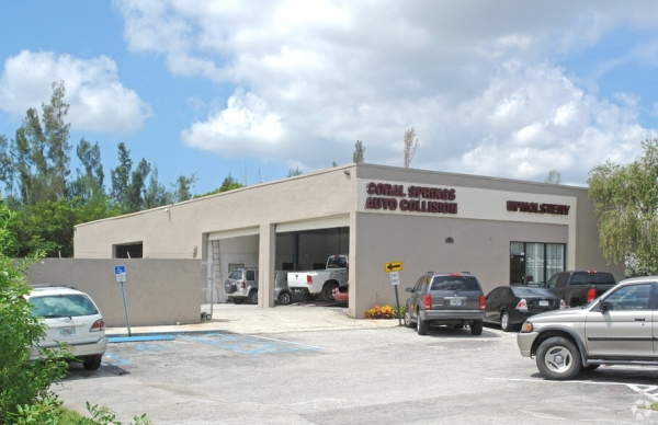 Listing Image #1 - Retail for sale at 11750 Wiles Rd, Coral Springs FL 33076