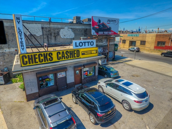 Listing Image #2 - Land for sale at 1120 metropolitan avenue grand street, New York NY 11211