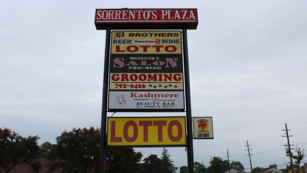 Listing Image #1 - Shopping Center for sale at 16853 Penrod Dr., Clinton Township MI 48035