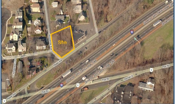 Listing Image #1 - Land for sale at 110 Woodrow Avenue, Southport CT 06890