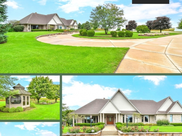 Listing Image #1 - Land for sale at 46s428 Wheeler Road, Sugar Grove IL 60554