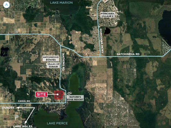 Listing Image #1 - Land for sale at 4145 Orchid Blvd, Lake Wales FL 33898