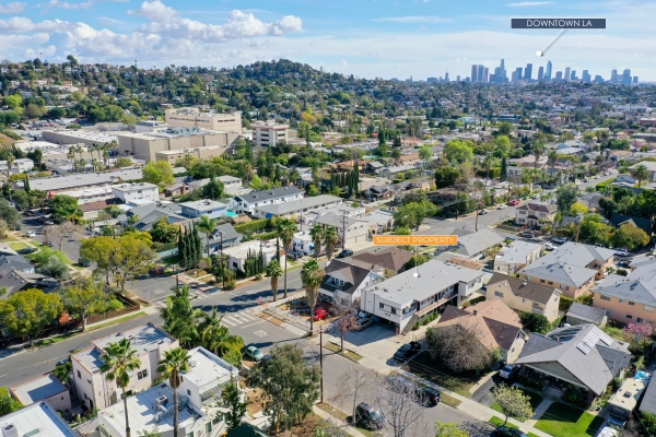 Listing Image #2 - Multi-family for sale at 4408 Russell Ave, Los Feliz CA 90027