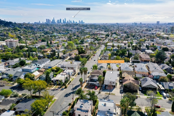 Listing Image #3 - Multi-family for sale at 4408 Russell Ave, Los Feliz CA 90027