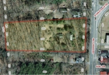 Listing Image #1 - Land for sale at 6164 University Parkway, Winston-Salem NC 27105
