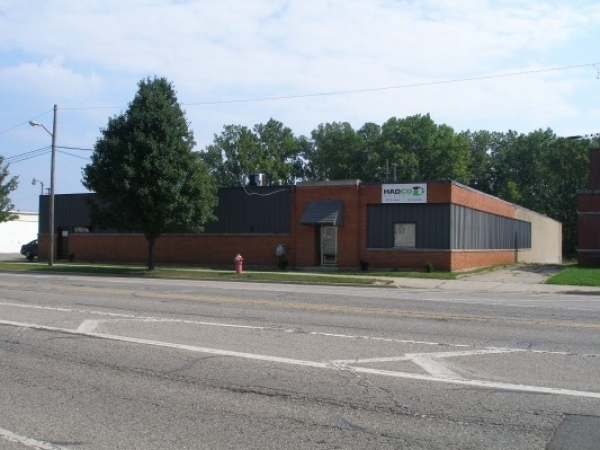 Listing Image #1 - Industrial for sale at 407 N. Jackson, Jackson MI 49201