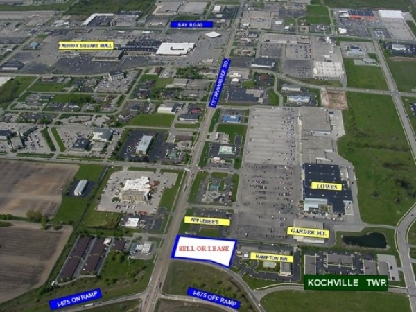 Listing Image #1 - Retail for sale at 2236 Tittabawassee Road, Saginaw MI 48604