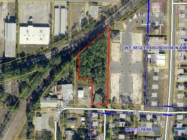 Listing Image #1 - Land for sale at 310 W. 13th Street, Panama City FL 32401