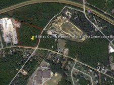 Listing Image #1 - Land for sale at Corner Patterson Rd. & West Commodore Blvd., Jackson NJ 08527