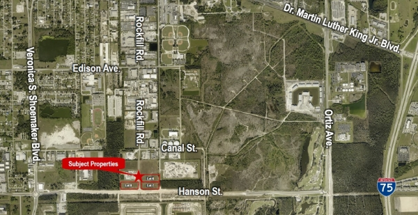 Listing Image #1 - Land for sale at 2970 Rockfill Rd., Fort Myers FL 33916
