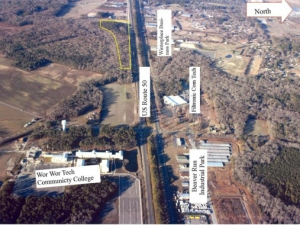 Listing Image #1 - Land for sale at John Deere Drive, Salisbury MD 21804