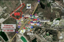 Listing Image #1 - Land for sale at Gateway Boulevard West, Savannah GA 31419