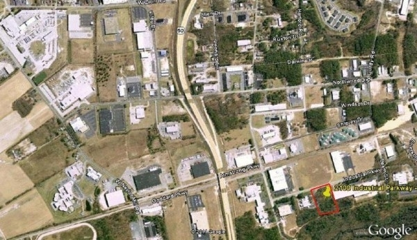Listing Image #1 - Land for sale at 2100 Industrial Parkway, Sailsbury MD 21801