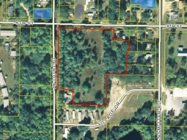 Listing Image #1 - Land for sale at 3812 8th Street East, Panama City FL 32401