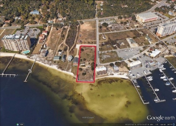 Listing Image #1 - Land for sale at 10160 Sinton Dr., Pensacola FL 32507