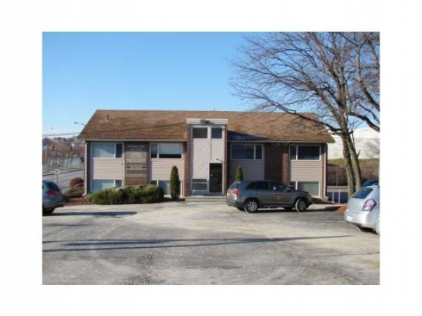 Listing Image #1 - Office for sale at 123 School St, Pawtucket RI 02860