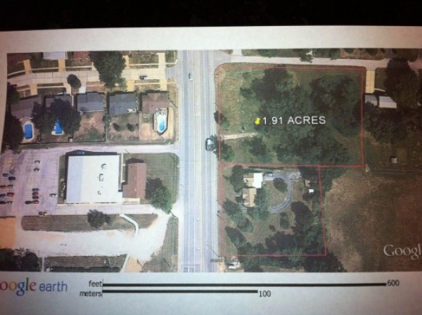 Listing Image #1 - Land for sale at 5908 Telegraph rd, St. Louis MO 63129
