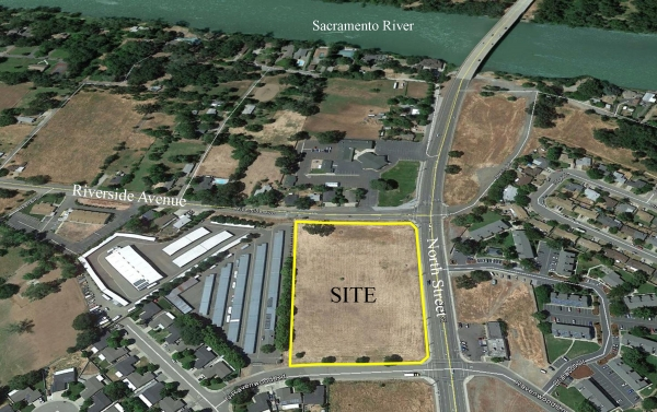 Listing Image #1 - Land for sale at North Street & Riverside Avenue, Anderson CA 96007