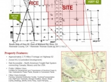 Listing Image #1 - Land for sale at Highway 62, Desert Center CA 92239
