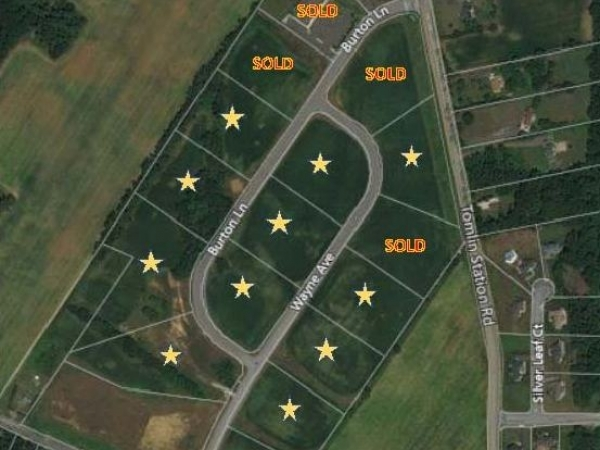 Listing Image #1 - Land for sale at 7 Burton Lane, Mullica Hill NJ 08062