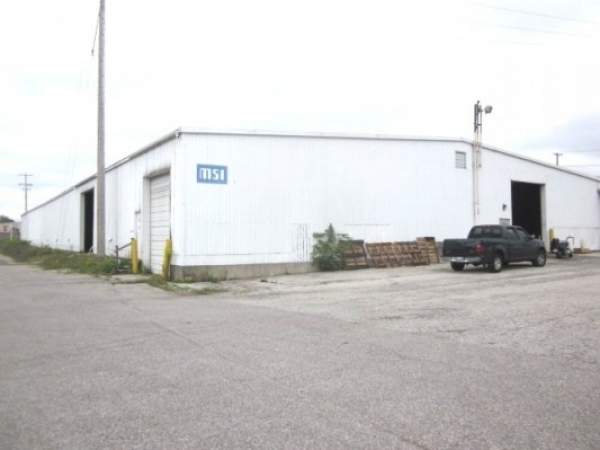 Listing Image #2 - Industrial for sale at 210 Williams, Saginaw MI 48602