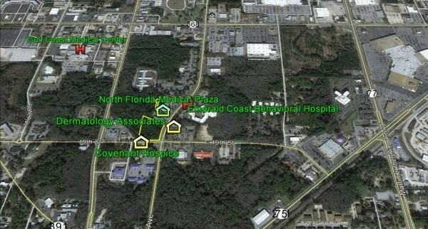Listing Image #1 - Land for sale at 1901 Harrison Avenue, Panama City FL 32405