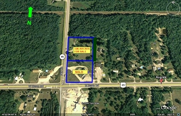 Listing Image #1 - Land for sale at 1199 M-65, Omer MI 48749