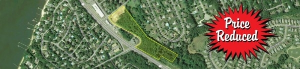 Listing Image #1 - Land for sale at 2691-2697 Highway 70, Wall NJ 08736