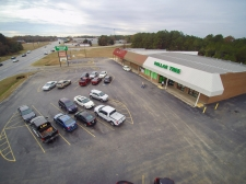 Listing Image #1 - Shopping Center for sale at 202 Hwy 49 N, Byron GA 31008