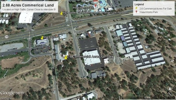 Listing Image #1 - Land for sale at Lake Blvd East, Redding CA 96003